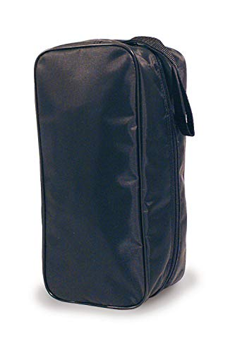 Roch Valley Plain Shoes Bag, Borsa per Scarpe Tinta Unita Donna, Nero, Taglia Unica