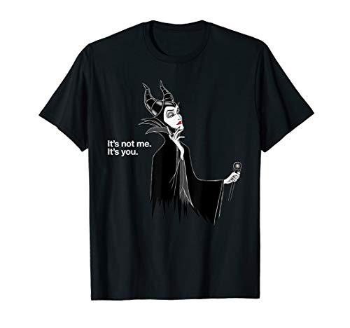 Disney Villains Maleficent It's Not Me It's You T-Shirt