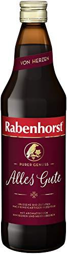 Rabenhorst Alles Gute Bio, 6er Pack (6 x 700 ml)