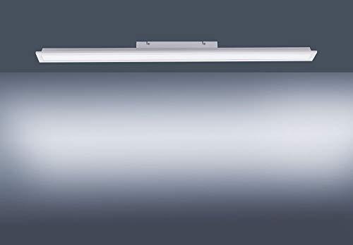 Lámpara LED de techo con sensor de movimiento (100 x 10 cm)