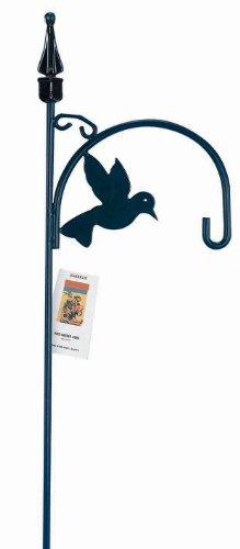 "Gardman R193 Bird Shepherd Hook, 13.78"" Wide x 80"" High"