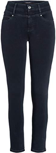 Cambio Damen Jeans Posh Größe 4229 Schwarz (schwarz)