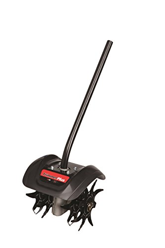 TrimmerPlus GC720 Garden Cultivator Attachment with Four Premium...