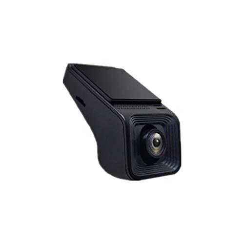 Smart Dash Cam Mini cámara DVR para coche HD 1080P Grabador de conducción de doble lente tipo oculto para reproductor multimedia Android DVD
