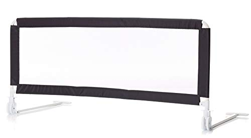 Set Fillikid Bettschutzgitter mit Stoffwindel von Kinderhaus Blaubär | 135x50cm | 135x60cm | Rausfallschutz für Baby & Kinder | hohes klappbares Bettgitter