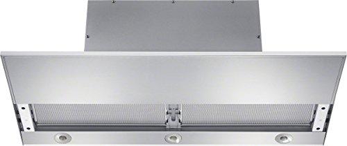 Miele DA3690 D EDST 230/50 TLK Flachschirmhaube / 89,2 cm / Filigranes Design - extrem flacher Wrasenschirm in 89 cm Breite / Einzigartiger Bedienkomfort - Con@ctivity 2.0 / edelstahl