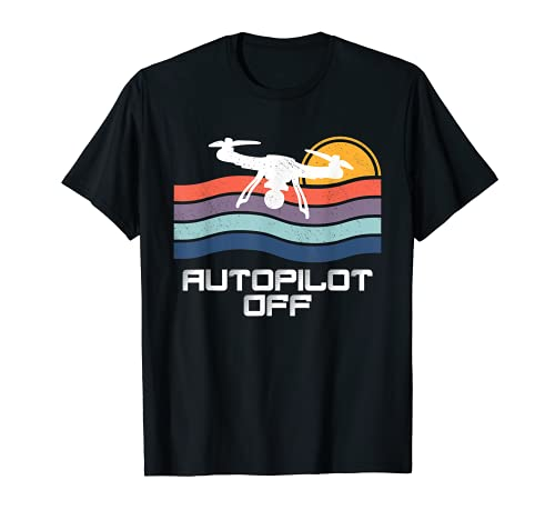 Drohne Autopilot off Kamera 4K on...