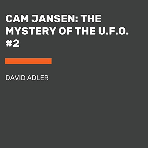Cam Jansen: The Mystery of the U.F.O. Titelbild