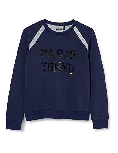 IKKS Junior XR15093 Sweater, Bleu, 5A Garçon