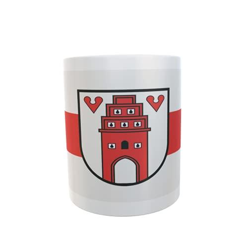 U24 Tasse Kaffeebecher Mug Cup Flagge Friesoythe