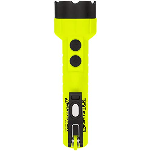 Nightstick XPR-5522GMX Intrinsically Safe Permissible Light Flashlight w/Dual Magnets-Rechargeable, Green/Black