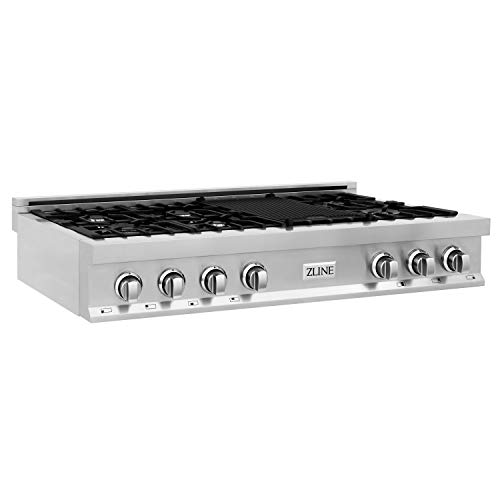 ZLINE 48 in. Rangetop with 8 Gas Burners (RT48)
