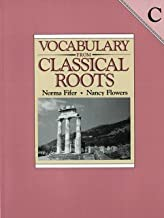 Vocabulary from Classical Roots Book C - Answer Key Only