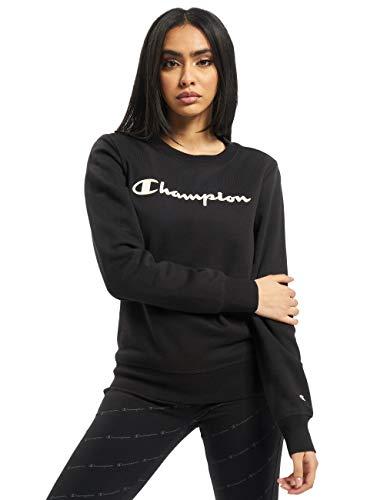 Champion Damen Pullover Legacy schwarz S