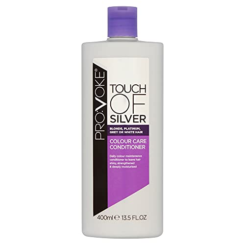 Provoke Touch of Silver - Acondicionador de cuidado de color plateado