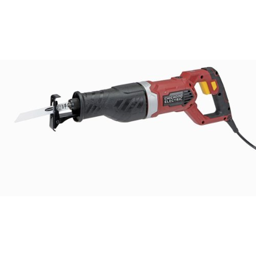 Chicago Electric 7.5 Amp Reciprocating Saw