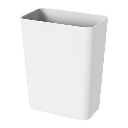 IKEA VARIERA Küchenutensilienhalter in weiß