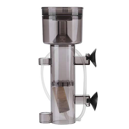 GLOGLOW 1 Stück Aquarium Protein Skimmer, Aquarium Oberfläche Skimmer Wasserfilter Zubehör für Kleine Korallen Aquarium(#1)