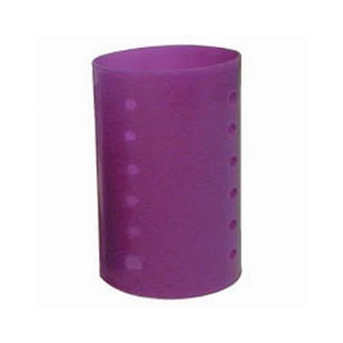 """Soft 'N Style 1-3/4"""" Jumbo Magnetic Rollers Purple (Pack of 12)"""