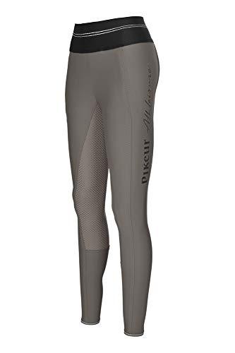 Pikeur Gia Athleisure Grip - Leggings da equitazione, colore: Nero, beige., 42