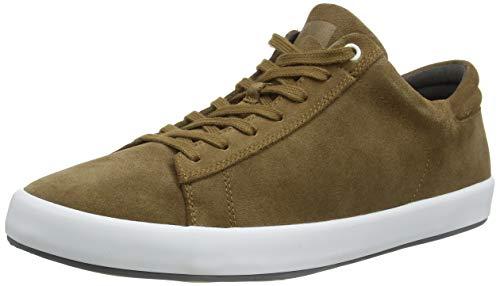 Camper Andratx Sneaker, Zapatillas Hombre, Medium Braun, 42 EU