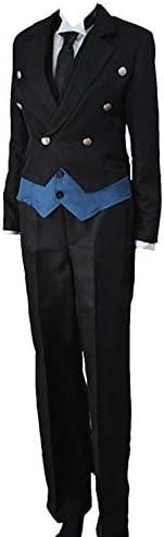 Black butler sebastian costume