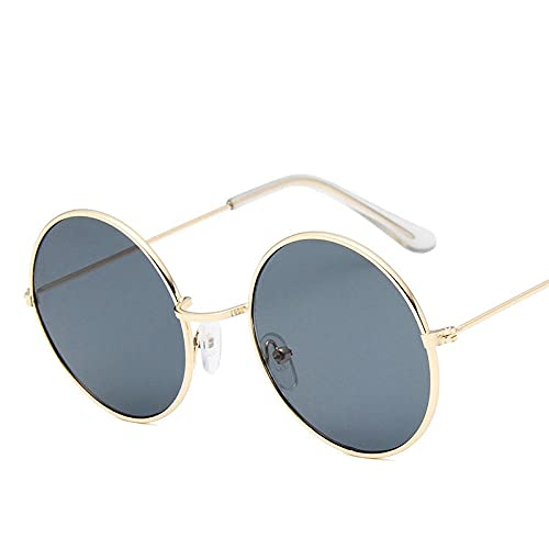 IRCATH Gafas de Sol clásicas Rosadas Rondas Rondas Unisex, UV400, Adecuado para Caminar y reunirse Junto al mar.-C4 Adecuado para Caminar y reunirse Junto al mar, Hacer Trekking en la Playa.