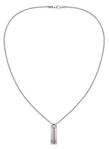 Tommy Hilfiger Jewelry Collana con ciondolo Uomo acciaio_inossidabile - 2790169