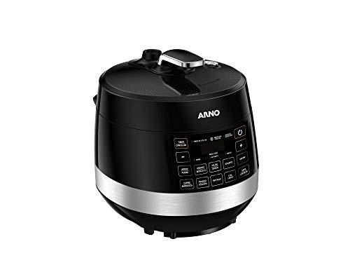 Arno Panela de Pressão Elétrica Digital Control, 4,8L, 110V, PP50