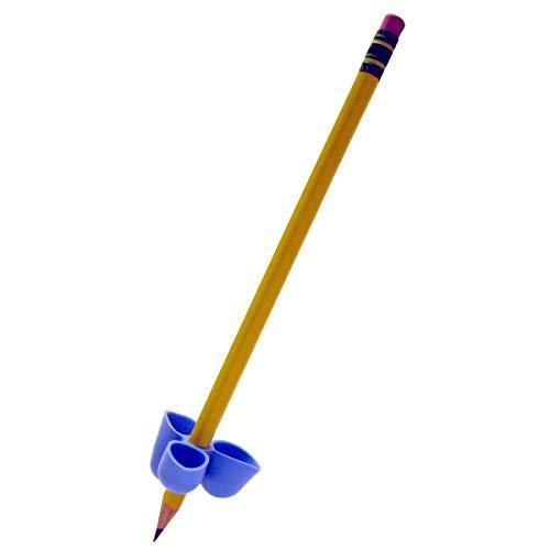 Writing Claw, Medium, Blue, Pack of 4, Writing Grip Aid