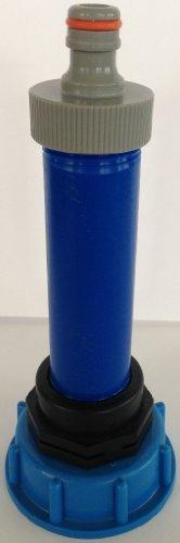 CMTech GmbH CMS60290R1399 Raccord de Sortie Tuyau en Plastique DN32 100 mm AG 1\