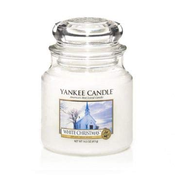 Yankee Candle Medium CRANBERRY HARVEST Jar Candle