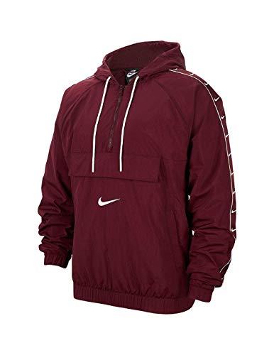 Nike windjack Sportswear Swoosh Woven Burdeos L (Large)