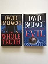 David Baldacci (Set of 2) The Whole Truth; Deliver Us From Evil
