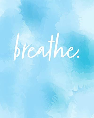 Breathe: Bible Study Journal   Notebook
