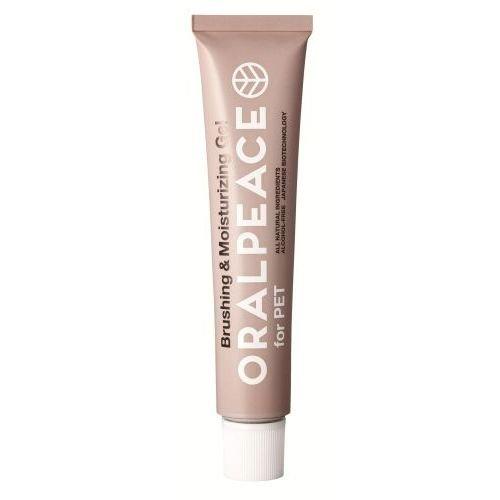 オーラルピース歯磨き&口臭ケアジェル 75g マウスジェル