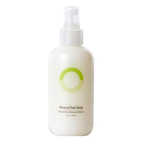 O.R.G Skincare | Mineral Peel Body - Flash Exfoliating Peel Spray, gentle enough for sensitive Skin