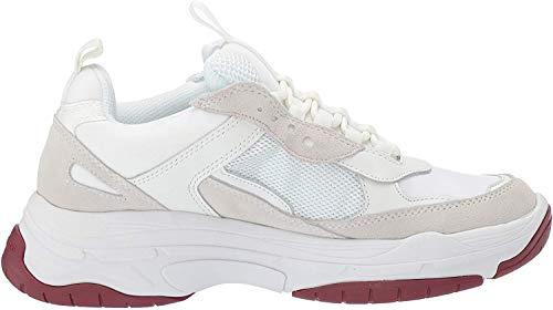 Calvin Klein Jeans Maya Mesh Damen Sneaker Weiß