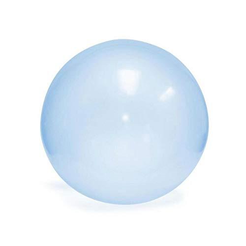 XIYAO TPR Transparent Aufblasbar Blase Ball Strand Blase Ball Outdoor Spielzeug für Jungen und Mädchen