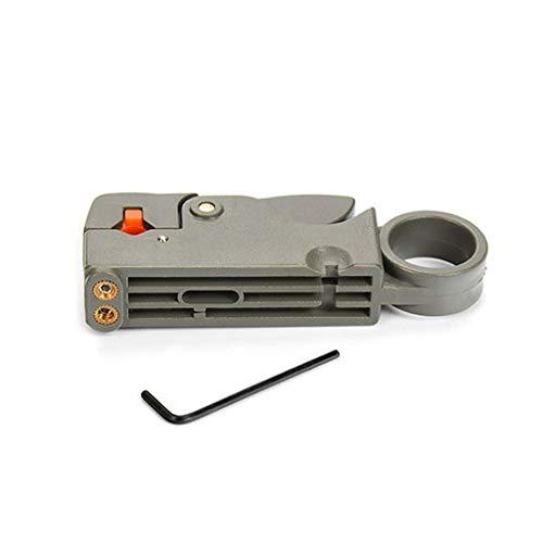 Alicates de PINH largos, pinzas de pelado automáticas, herramientas pelacables, doble cuchilla, alambre aislado