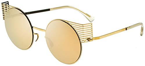 Mykita Gafas de Sol STUDIO 1.1 S Champagne Gold/Champagne Gold 20/20/0 unisex