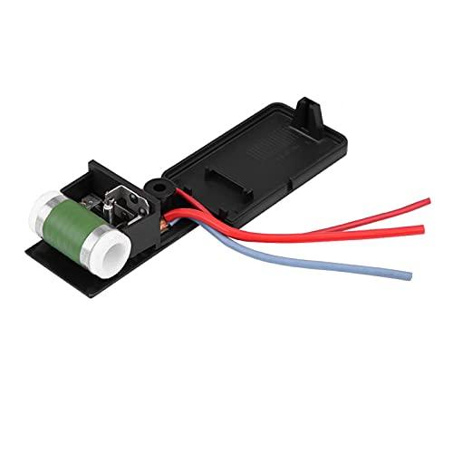 17117541092R Reemplazo de la resistencia del motor del ventilador del radiador de refrigeración del motor del coche para R50 R52 R53 03-08