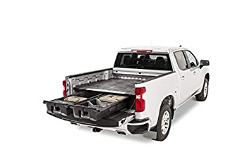 DECKED GMC & Chevrolet Truck Bed Storage System Includes System Accessories  