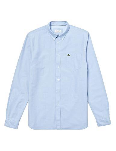 Lacoste CH4976 Camisa, Hemisphere, XL para Hombre