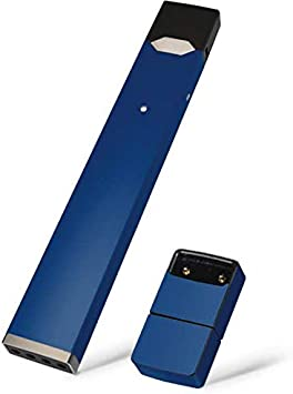 Amazon Com Skinit Decal Skin Compatible With Juul E Cigarette Officially Licensed Originally Designed Midnight Blue Design Health Household