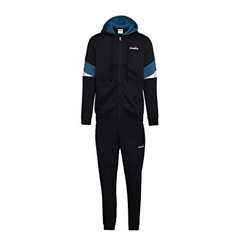 Diadora - Chandal HD FZ Cuff Suit Core para Hombre