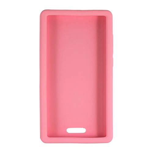 "Omnipod"" Dash Gel Skin- Soft Silicone Cover Designed to Protect The Omnipod Dash Device (Light Pink)"