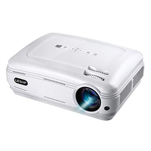 Smartphone Screen Mini beamer, 3200 lumen TOPVISION videoprojector, HD 1080p ondersteund, 200