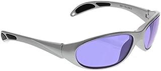 عینک کاری شیشه ای Ace Didymium در قاب ایمنی پلاستیکی شیک و راحت Maxy Grey Maxx