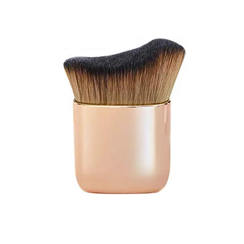 Brochas Maquillaje Doradas marca XUWEIGOOD